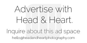 Advertise with Head & Heart Photography