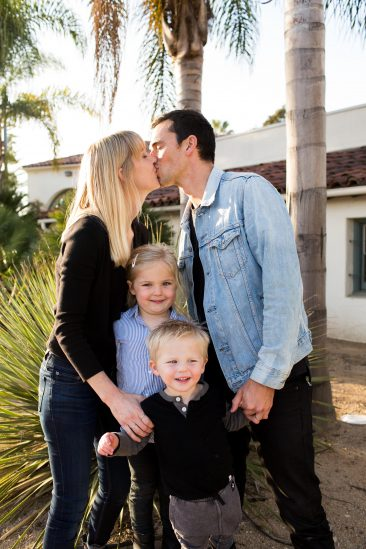Santa Barbara Family Sessions