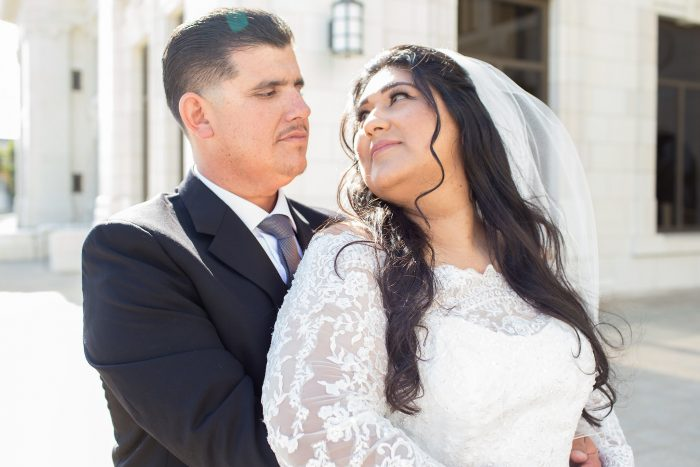Head Heart Photographer Deb Doented This Lovely Ventura County Courthouse Wedding
