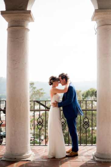Santa Barbara County Courthouse Elopement