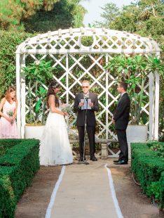 Wedding Ceremony- Private Estate