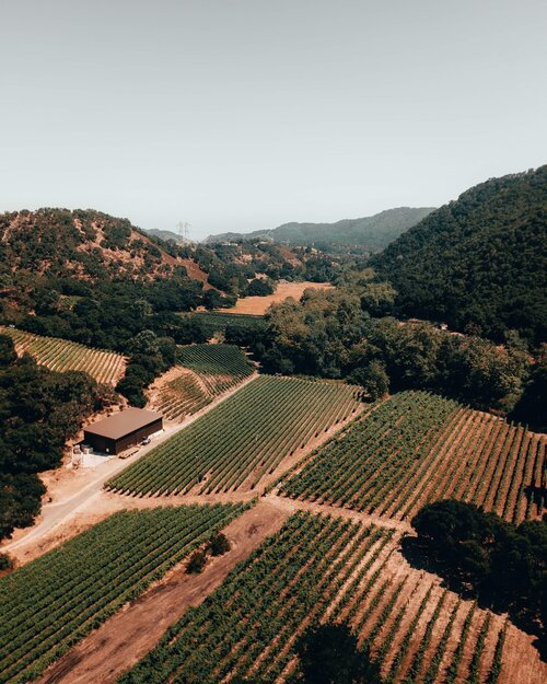 San Luis Obispo Drone Photography by Juliana Kunz